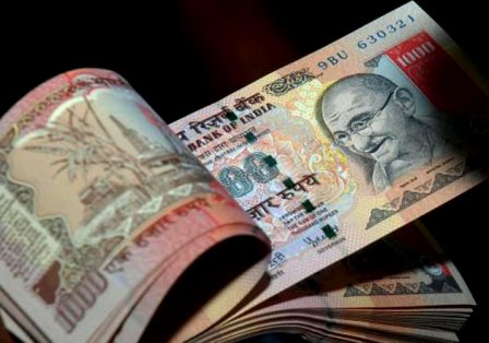 Indian Rupee Zoom to 2 Month High