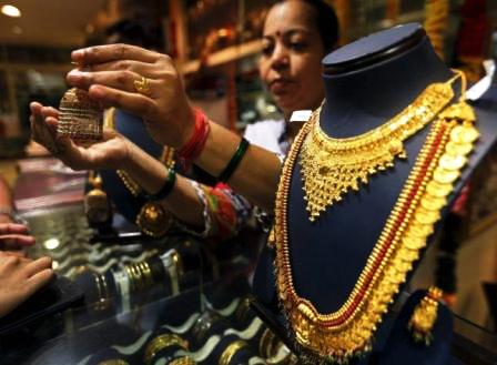 Gold Near Eight Month High on Safe Haven Demand