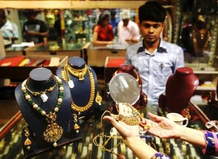India Gold Kiss Record Highs as Demand Falters
