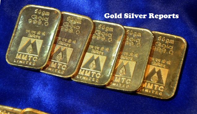 MMTC to Sell Gold Bars on Amazon