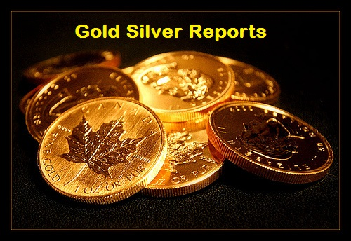 GOLD SEES MILD SELLING AHEAD OF FED SPEAKERS — Gold Silver Reports