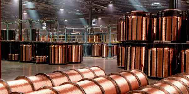 Copper MCX Sell on Rise