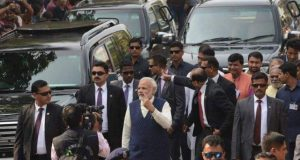 Modi Set to Retain Grip on Home State After Bellwether Vote